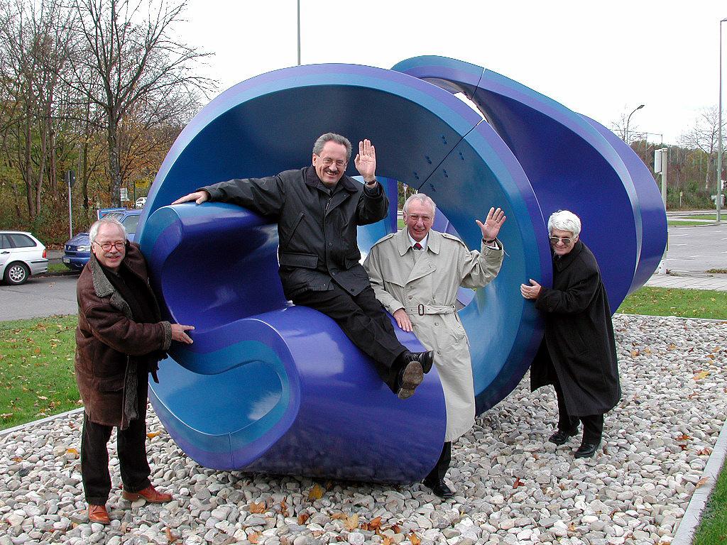 Einweihung München-Neuperlach 2003