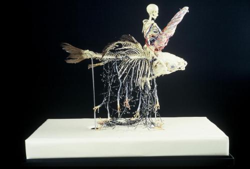 """""""Das Jonas-Paradigma ( Jonas und der Fisch II )"""", 1993"""