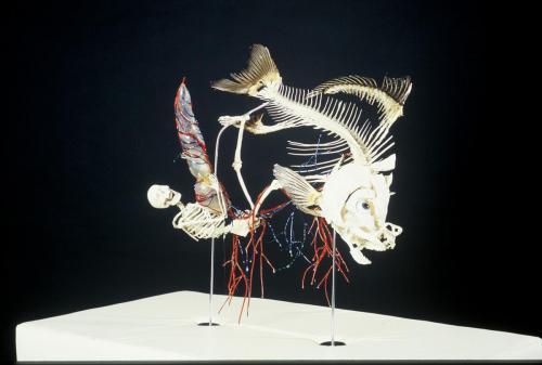 """""""Das Jonas-Paradigma ( Jonas und der Fisch I )"""", 1993 (3)"""