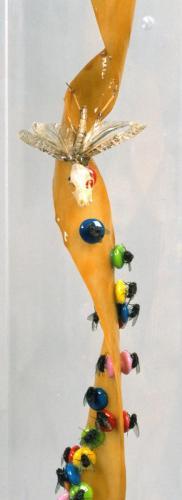 """1/VII Detail, """"Werkgruppe Sieben Fliegenfänger VII"""", 1997-98"""