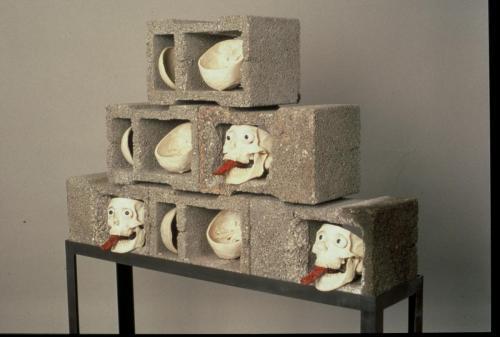 "9 | ""Katakombe - Einstein - Memorial"", 1999"