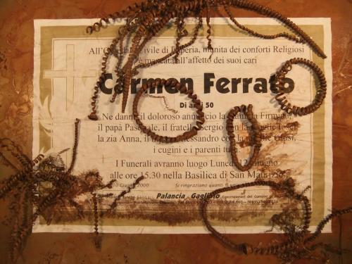 """""""Carmen Ferraro"""""""