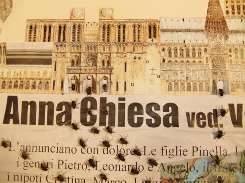 """Detail, """"Anna Chiesa"""""""