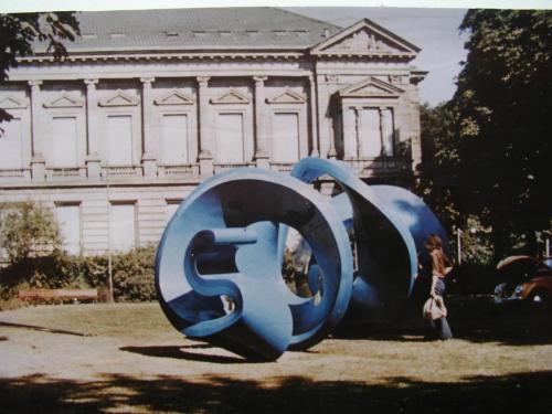 Kunstmuseum Bochum NRW 1973