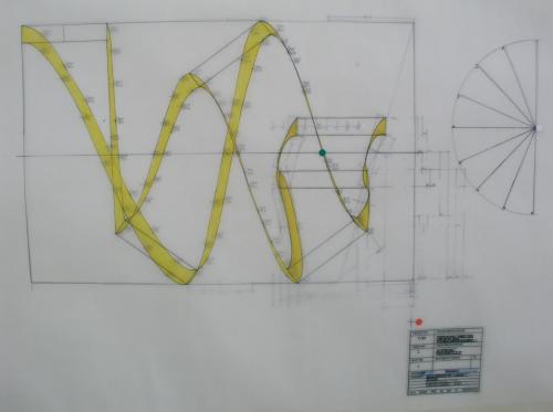 Baupläne der Spirale X
