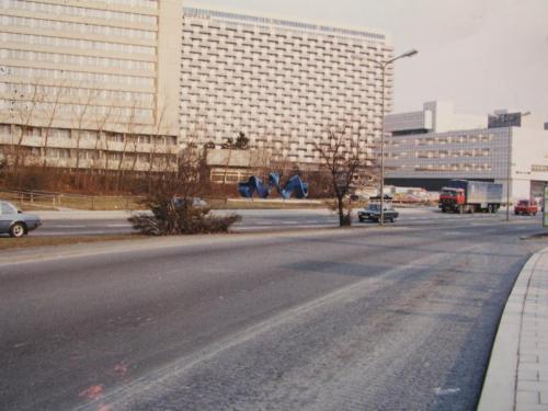 Standplatz München Effner Platz 1982 - 2000