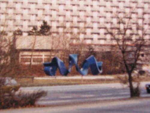 Standplatz München Effner Platz 1983-200